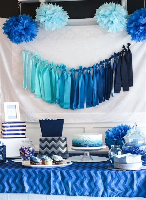 party themes with the color blue 5 cobalt blue color palettes for your wedding day