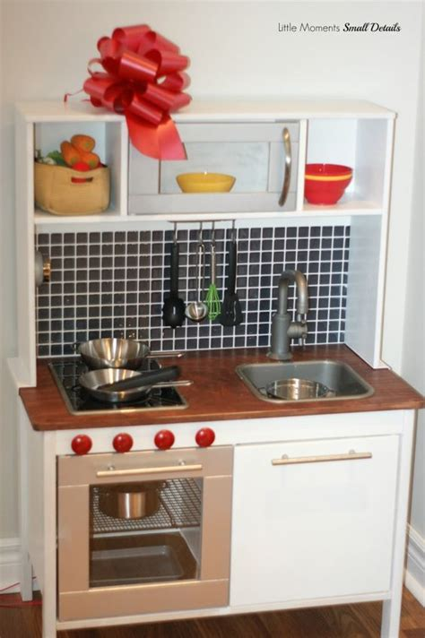 Play Kitchen Knobs by Play Kitchen Hack Oven Knobs Diy Play Kitchen