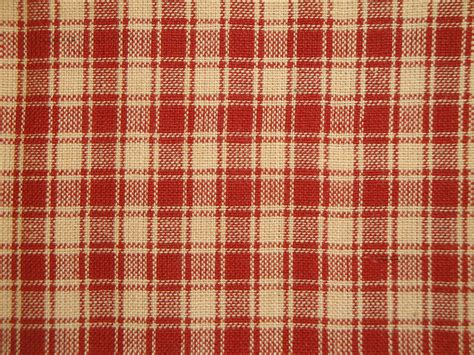 flawed cotton homespun fabric plaid fabric plaid