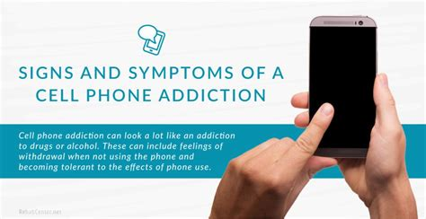 Technology Detox Symptoms by Signs And Symptoms Of A Cell Phone Addiction