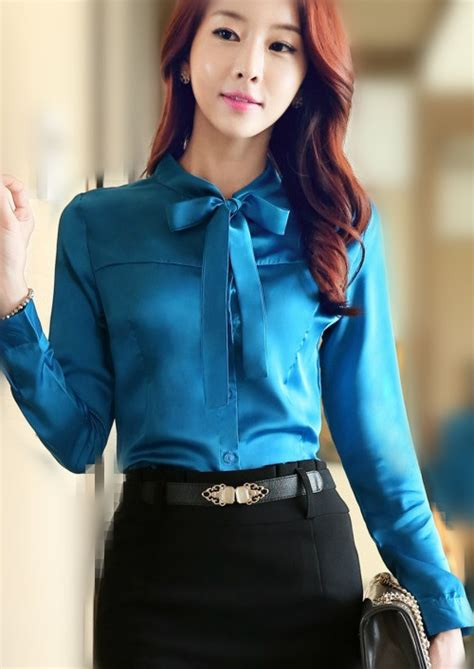 aliexpress headquarters aliexpress com buy 2016 long sleeve bow blouse women