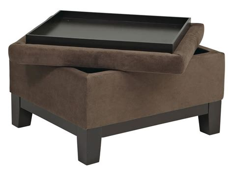 storage ottoman with reversible tray top storage ottoman with reversible tray top droughtrelief org