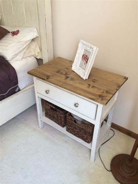 white farmhouse end table white farmhouse end tables diy projects
