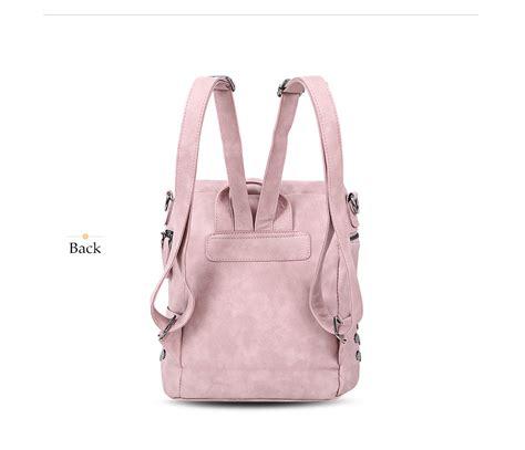 Backpack Rivet backpack rivet shoulder bag vintage leather travel