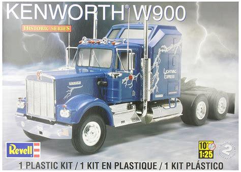 kenworth w900 model truck revell kenworth w 900 model truck kits hobbydb