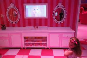real barbie house stall secrets real life barbie dream house experience 171 buz n 102 9