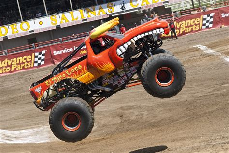 El Toro Loco Monster Truck Bing Images