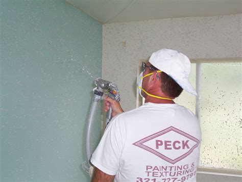 spray painting new drywall melbourne remodeling knockdown spray texture