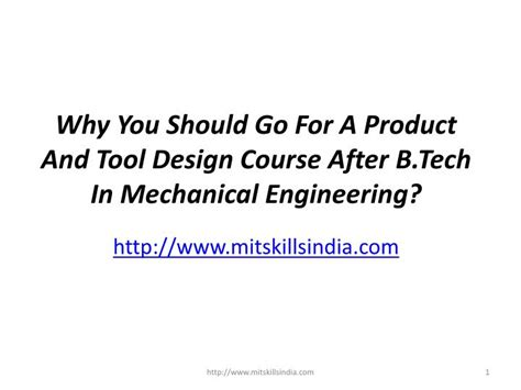 Why Go For A Mba After Engineering by Ppt Why You Should Go For A Cad Course Or Product
