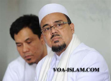 kumpulan foto habib rizieq syihab voice of al islam pesta tahun baru masehi rayakan