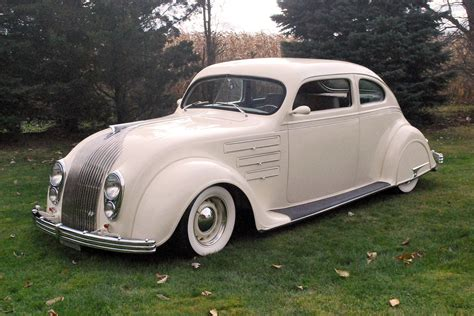 1934 Chrysler Airflow by This 1934 Chrysler Airflow Coupe Was Rodded In