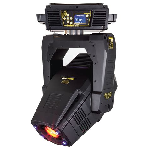 led moving lights high end systems solaspot pro cmy led moving light