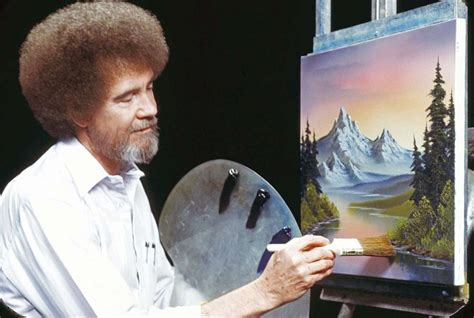 bob ross painting nyc what happened to bob ross paintings mental floss