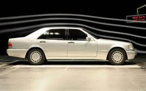 Mercedes S Series Mercedes S Clas W140 Series In Wind Tunnel Photo 10