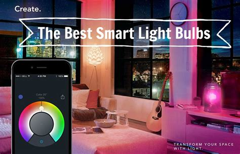 smart lights with top of the class the best smart light bulbs