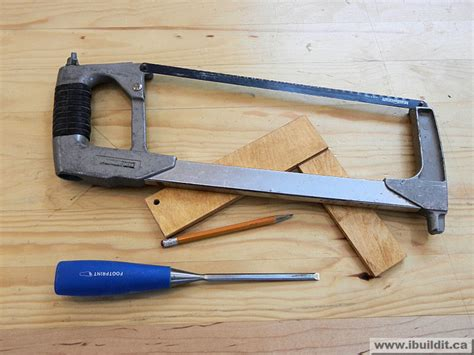 How To Make Hand Cut Dovetails Ibuildit Ca
