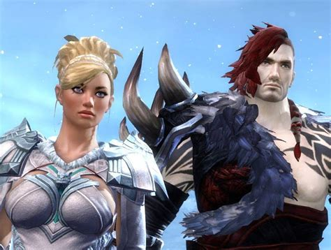 new face options all races male female guild wars 2 gw2 new hairstyles coming in tomorrow s twilight assault