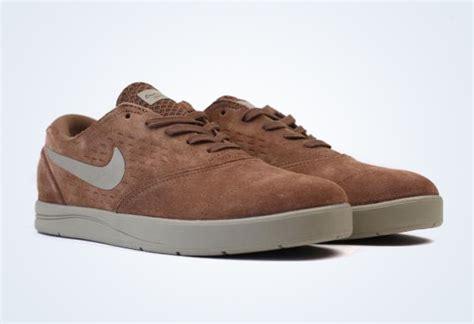 Jual Nike Eric Koston 2 nike sb eric koston 2 brown bamboo sneakernews