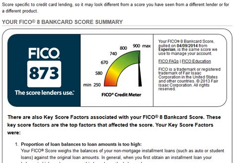 min credit score for home loan fico 8 bankcard score looks at behavior with credit cards