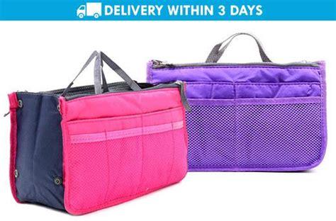 Dual Bag In Bag Organizer Diskon 66 dual bag in bag organizer promo