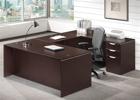 ndi office furniture executive u shaped desk pl28 pl175