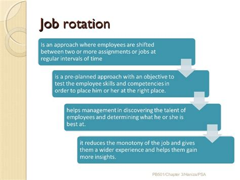 Mba Human Resources Rotational Programs by Chapter 3 Analysis Strategic Planning