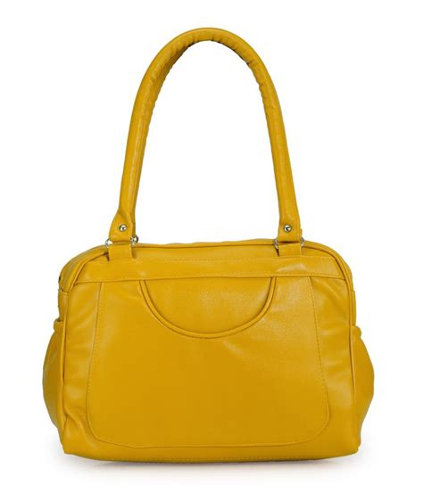 Yellow Bag Fashion frosty fashion yellow shoulder bag buy frosty fashion