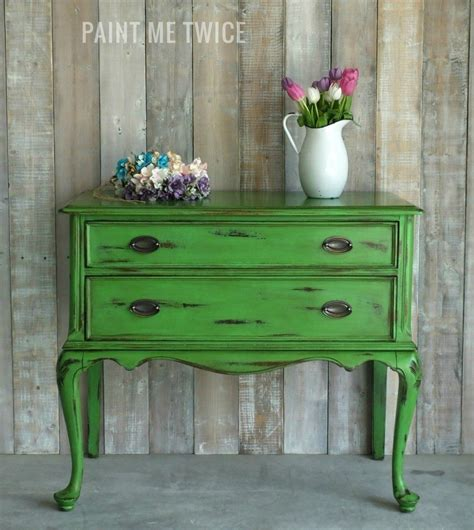 Green Painted Furniture Makeovers ? Craftivity Designs