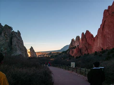 Garden Of The Gods Things To Do 5 Things To Do In Colorado Springs Colorado