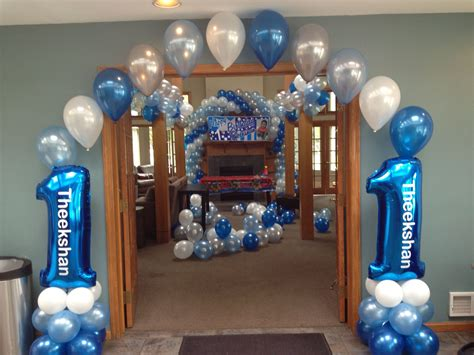 st birthday balloon arches st birthday general