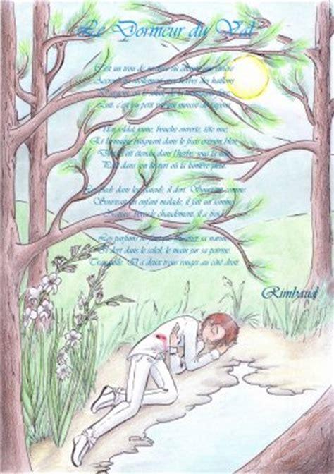 Illustration De La Poesie Le Dormeur Du Val by Le Dormeur Du Val Une Et Peut 234 Tre Un Don Pour