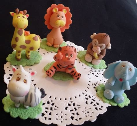 Safari Baby Shower Decorations For A Boy by Safari Baby Shower Decorations Jungle Theme Boy Baby