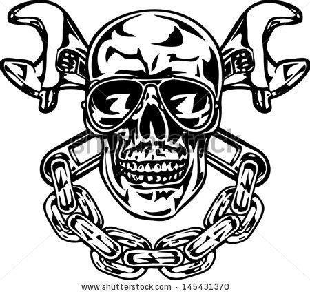 Sticker Cutting Terror Skull 23 best skulls images on skull skulls and