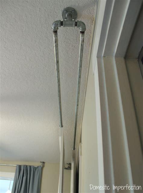 bypass cabinet door track double bypass sliding barn door system a diy fail barn