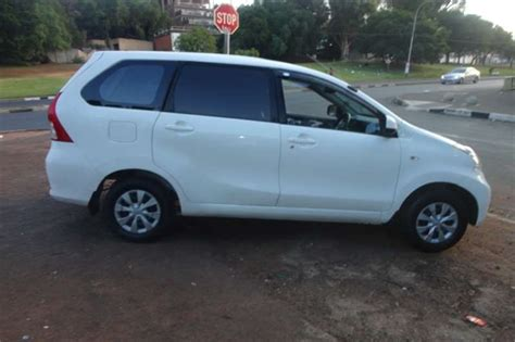 Toyota Avanza 2015 2015 Toyota Avanza 1 5sx Toyota Avanza Cars For Sale In