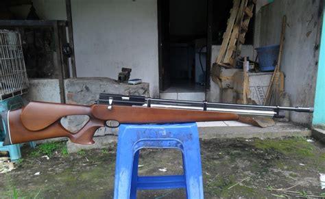 Popor Pcp Delta 3 Coklat Terbaru air rifle and match senapan pcp model terbaru