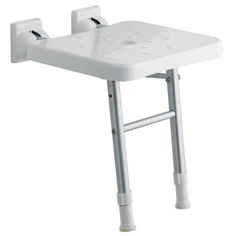 bathroom with legs genesis comfort fold up shower seat with legs genesis