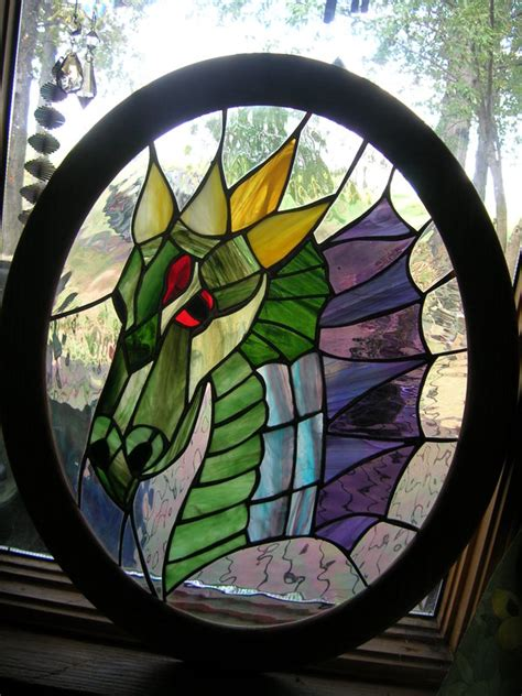 how to a stained glass l stained glass panel by lcheek on deviantart