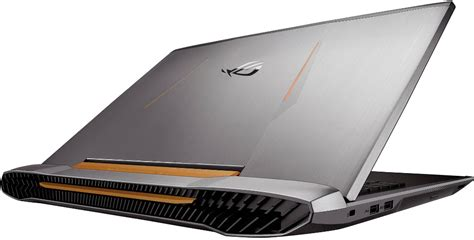 Laptop Asus Rog Gaming asus rog g752 gaming laptop unleashed see features specs