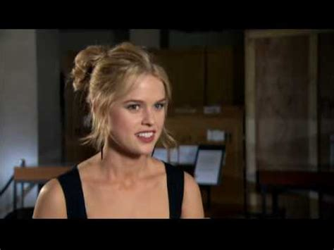 alice eve interview shes out of my league interview with alice eve youtube