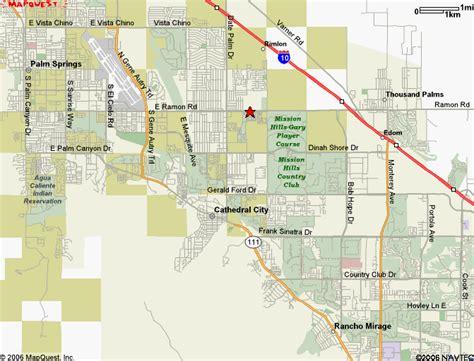 southern california map la quinta rv voyageur southern california