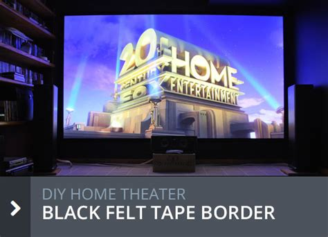 diy projector screens  home theater