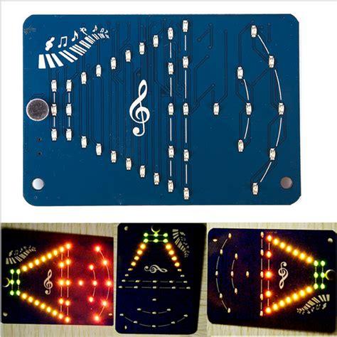led volume indicator circuit sound led l module volume led indicator audio level indicator sound sensor in