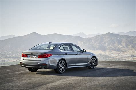 New 2018 Bmw 5 Series by All New 2018 Bmw 5 Series Looks To Conquer Sports Sedan