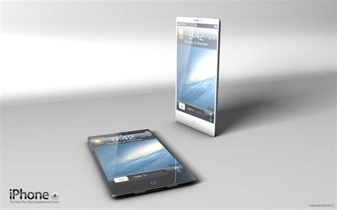 iphone 5 plus iphone plus the real evolution of the iphone concept concept phones