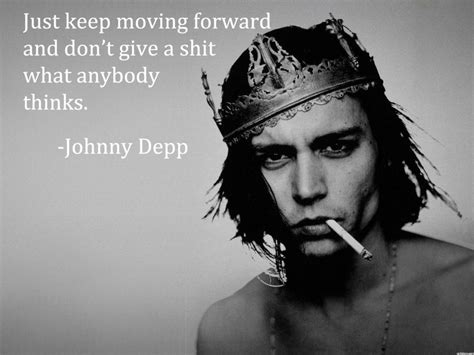 johnny depp tattoo saying johnny depp quotes about tattoos quotesgram