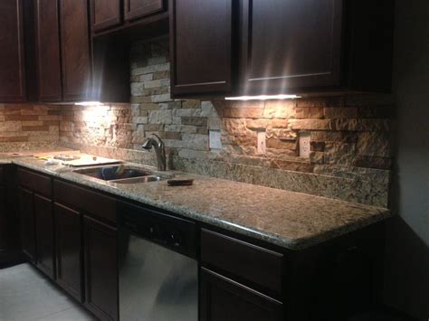 diy airstone backsplash house