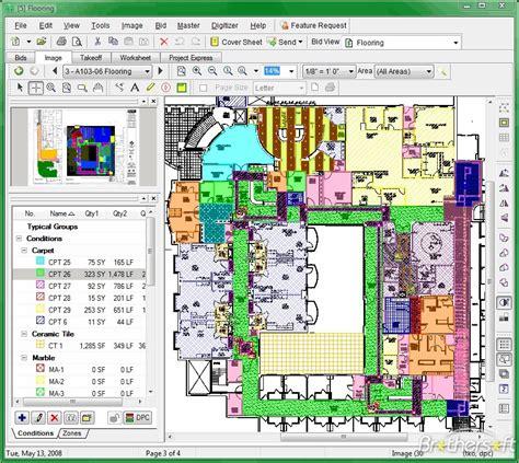 Floor Plan Software Freeware download free on screen takeoff trial installer on screen