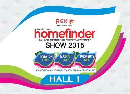 house finder homefinder property investment exhibition