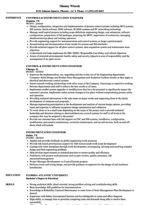 experienced instrumentation engineer resume format beautiful instrumentation project engineer resume sketch universal for resume writing